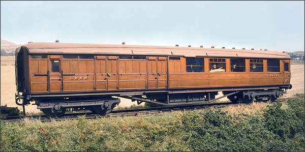 LNER Dia 212 Kemilway kit CB28 7mm